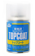 Mr. Top Coat Semi-Gloss Spray