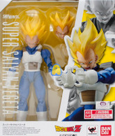 S.H.Figuarts Super Saiyan Vegeta (Dragon Ball Z)