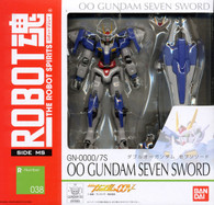 #038 00 Gundam Seven Sword (Robot Spirits)