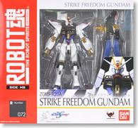 #072 Strike Freedom Gundam (Robot Spirits)