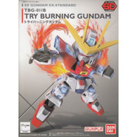 #011 Try Burning Gundam [EX-Standard] (SD)