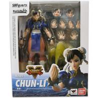 S.H. Figuarts Chun Li (Street Fighter V)
