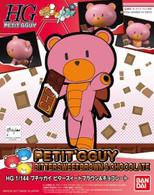 #012 Petit'gguy Bittersweetbrown & Chocolate (HGPG)