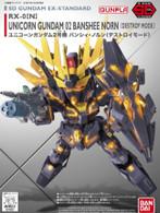 #015 Unicorn Gundam 02 Banshee Norn [EX-Standard] (SD)