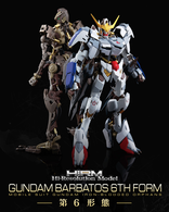 Gundam Barbatos 6th Form [Iron Blooded Orphans] Hi-Resolution 1/100 /P-BANDAI EXCLUSIVE\