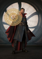 S.H. Figuarts Doctor Strange & Burning Flame Set (Doctor Strange) /P-BANDAI Web Tamashii Exclusive\