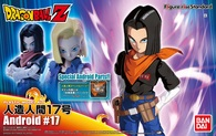 Android 17 [Dragon Ball Z] (Figure-rise Standard)