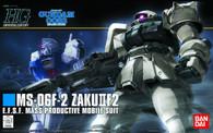 #107 Zaku II F2 [E.F.S.F Ver.] (HGUC)