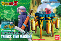 Trunks' Time Machine (Figure-rise Mechanics)