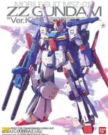 ZZ Gundam [Ver.Ka] (MG)