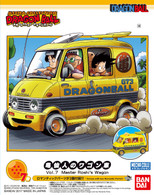 Vol. 7 Master Roshi's Wagon (Dragon Ball)