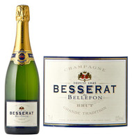 Besserat de Bellefon Grande Tradition Brut NV 75cl