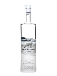 Snow Leopard Vodka (70cl)