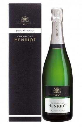 Henriot Blanc de Blancs In Gift Box (75cl)