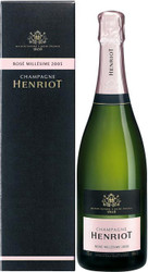 Henriot Rose Vintage 2008 In Gift Box (75cl)