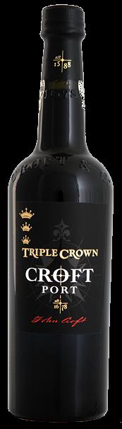 Croft Triple Crown Port (75cl)