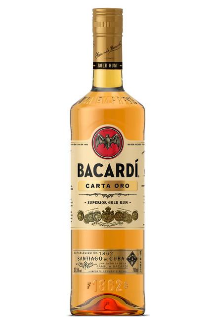 Bacardi Carta Oro (70cl)