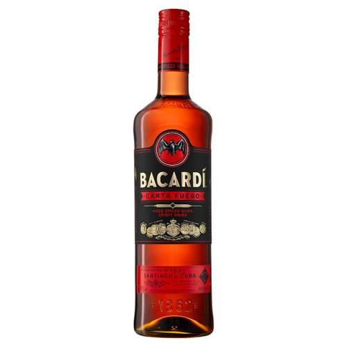 Bacardi Carta Fuego (70cl)
