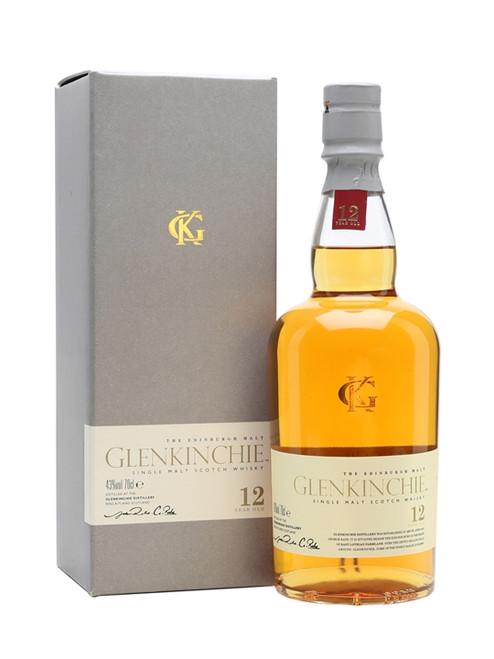 Glenkinchie 12 YO (70cl)