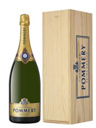 Pommery Grand Cru 2006 In Wooden Box Balthazar (12Ltr)