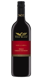 Wolf Blass Red Label Cabernet Shiraz (75cl)