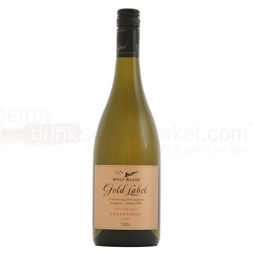 Wolf Blass Gold Label Chardonnay (75cl)