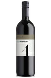 Four Crossings Shiraz (75cl)