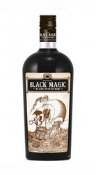 Black Magic Spiced Rum (70cl)