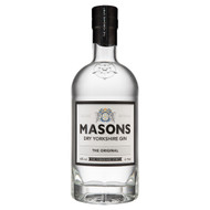 Masons Dry Yorkshire Gin (70cl)
