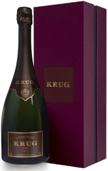 Krug Vintage 2004 75cl in Krug Box