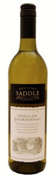 Saddle Creek Australia Semillon Chardonnay 2017 (6 x 75cl)