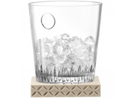 LSA Tatra Ice Bucket with Ash Base