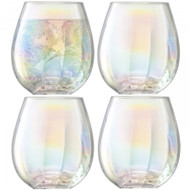 LSA Pearl Tumbler (425ml) Set of 4