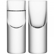 LSA Boris Vodka Glass 50ml (Set of 2)