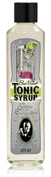 Bon Vivant Tonic Syrup (12 x 37.5cl)