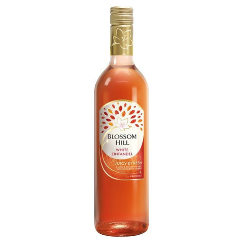 6 x Blossom Hill White Zinfandel (75cl)