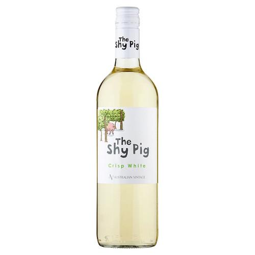 The Shy Pig Crisp White (75cl)