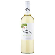 The Shy Pig Crisp White (75cl)