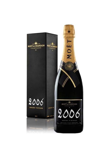 Moet & Chandon Grand Vintage 2006 (75cl) With Gift Box