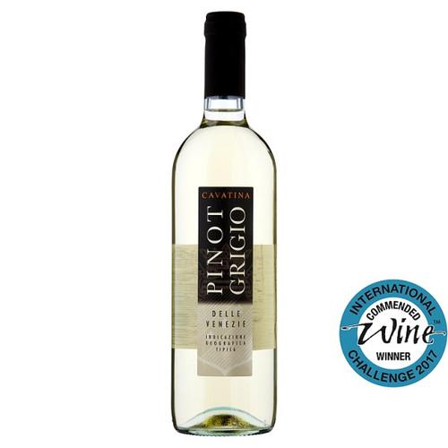 Cavatina Pinot Grigio Delle Venezie (75cl)