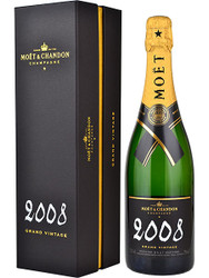 Moet & Chandon Grand Vintage 2008 In Moet Box (75cl)