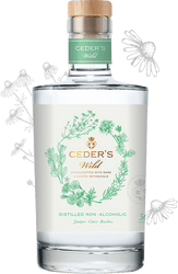 Ceder Wild Non-Alcoholic Gin (50cl)