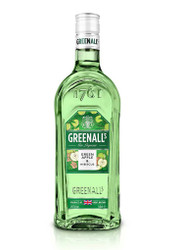 Greenalls Green Apple and Hibiscus Gin (70cl)