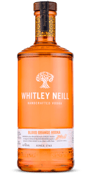 Whitley Neill Blood Orange Vodka (70cl)