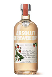 Absolut Strawberry Juice Vodka (50cl)