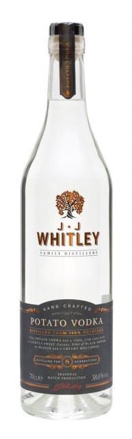 JJ Whitley Potato Vodka (70cl)