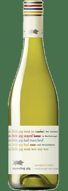 Squealing Pig Sauvignon Blanc (75cl)