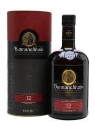 Bunnahabhain 12 Year Old (70cl)