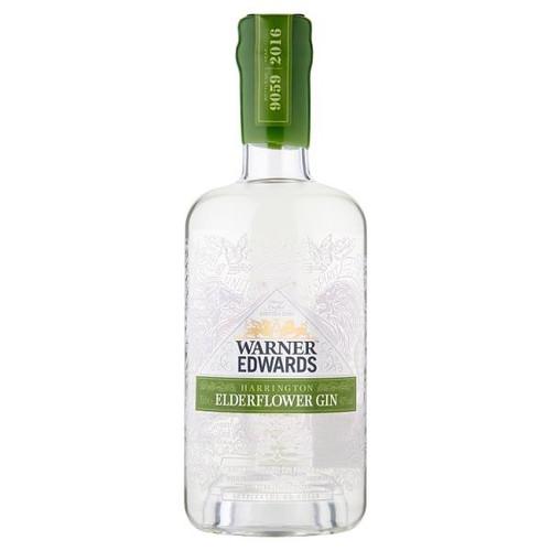 Warners Elderflower Gin (70cl)