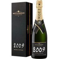 Moet & Chandon Grand Vintage 2009 in Moet Box (75cl)